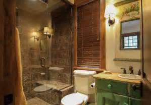 Modern bathroom design with shower luxurious bathroom