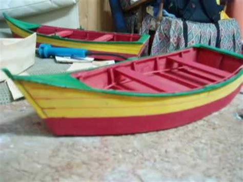 como construir un bote de madera como hacer bote paso a paso youtube