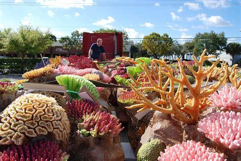 Tumbuhan Coral Artifisial Dekorasi Aquarium artificial coral artificial reef living color corals and reefs the sea