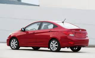 Hyundai Accent Review 2012 Car And Driver