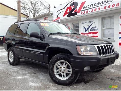 2003 brilliant black jeep grand laredo 4x4 76389502 gtcarlot car color galleries