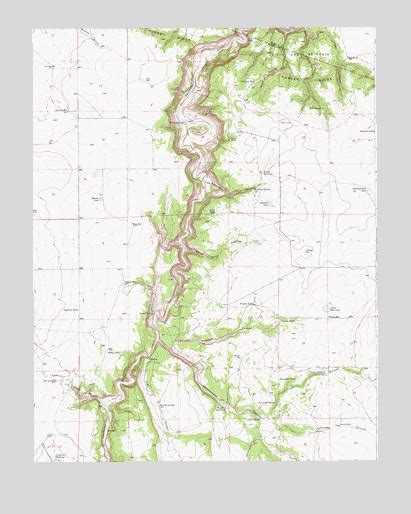 topographical map of colorado springs capps springs co topographic map topoquest