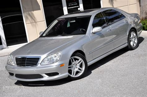 2006 mercedes s500 for sale 2006 mercedes s500 s500 amg sport package stock