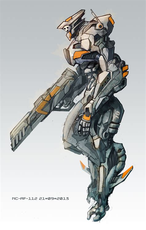 what is mecha mecha by aspectusfuturus on deviantart