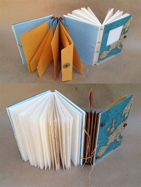 Handmade Diary Ideas - 25 best ideas about handmade journals on book