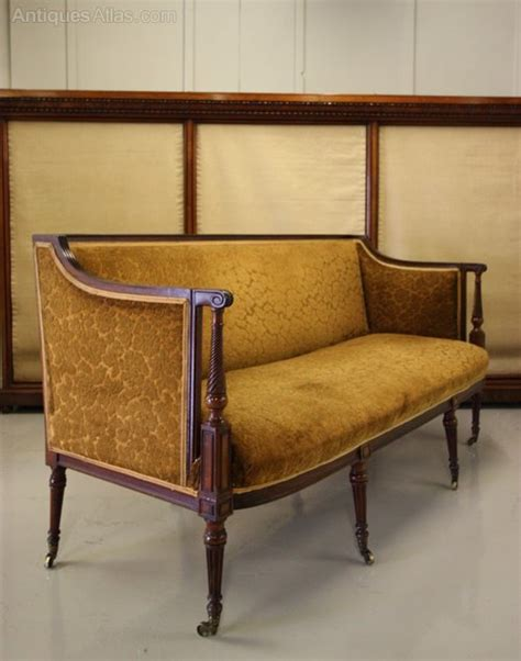 english settee stunning quality english antique sofa settee antiques