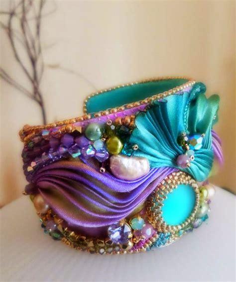 Handmade Jewellery Step By Step - de cor s handmade jewelry step by step shibori cuff
