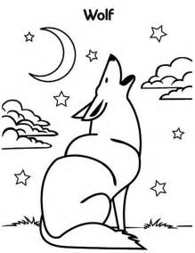 wolf howling coloring download amp print coloring pages free color nimbus