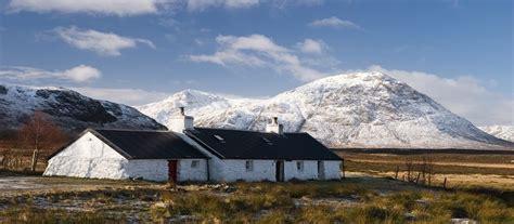 Luxury Log Cabins Scotland Breaks by Winter Breaks Scotland