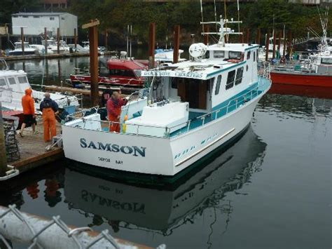charter boat fishing depoe bay oregon the boat we went out on picture of dockside charters