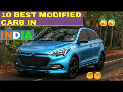 Compare Cars India by Top 10 Best Modified Cars In India Part 8