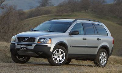 how does cars work 2005 volvo xc90 engine control 2004 volvo xc90 review
