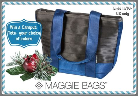 Tote Bag Giveaway - maggies bags cus tote bag giveaway ends 11 16 14 it s free at last