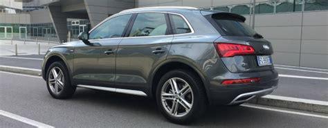 interni audi q5 test drive della nuova audi q5 2017 il suv dei quattro