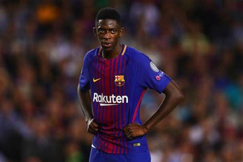 barcelona ousmane dembele arsenal transfer news ousmane dembele wants barcelona exit