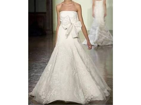 Flower Dress 8950 vera wang bouquet luxe collection 8 950 size 4 used