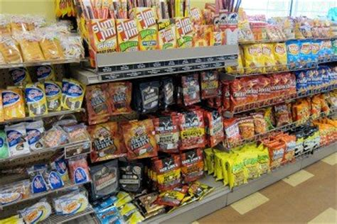 Snack Store by Ten Healthy Convenience Store Snacks