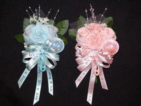 Baby Shower Corsage by 25 Best Ideas About Baby Sock Corsage On Baby Sock Bouquet Flower Bouquets