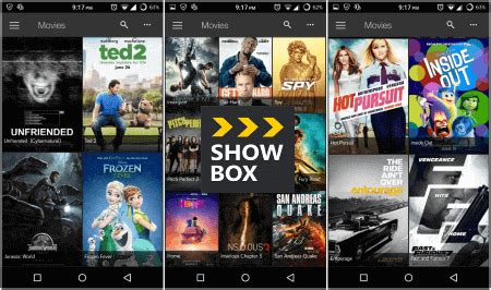 show box for android showbox app find for android showbox apk playboxmovies