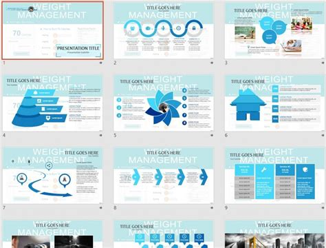 weight management powerpoint all themed powerpoint templates free all themed