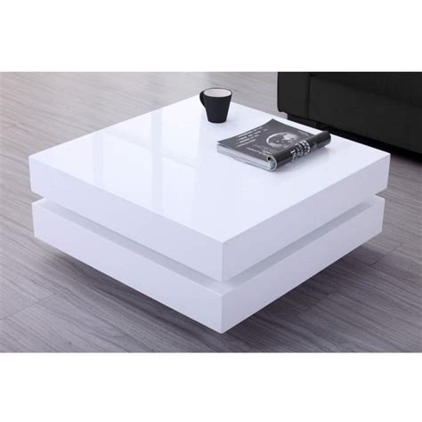 white high gloss end table tiffany white high gloss cubic led coffee table furniture123