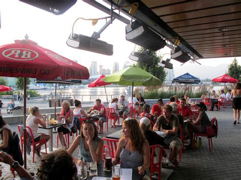 Patios Vancouver by Vancouver Extends Restaurant Patio Hours In Evenings