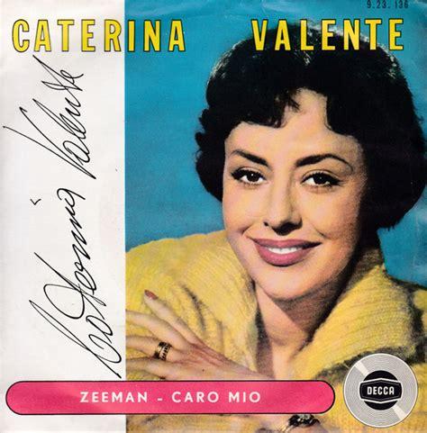 caterina valente zeeman caterina valente zeeman vinyl europe 1959 discogs