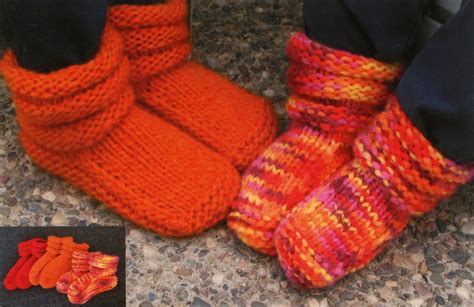 patterns for children knitting books halcyon yarn children s mukluk slippers by knitting pure and simple