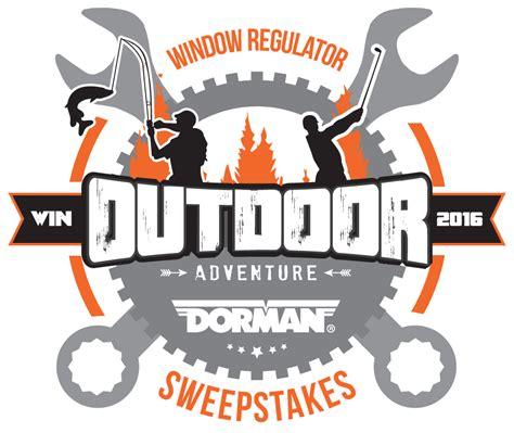 Outdoor Adventures Giveaway - dorman s outdoor adventure window regulator sweepstakes offers service techs more