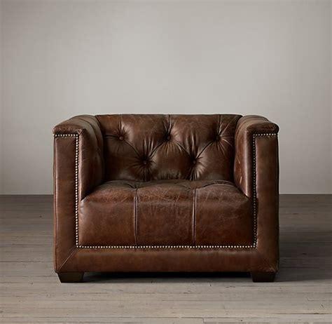 fauteuils club en cuir fauteuil club en cuir style d 233 co savoy chair