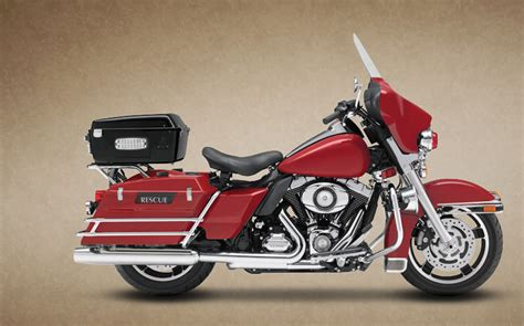 harley davidson flhp road king firerescue review