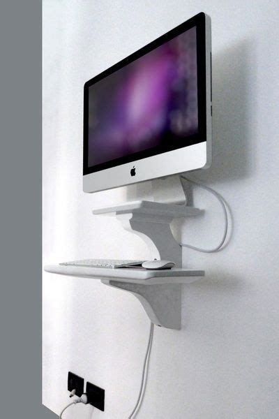 Best Desk For Imac by 17 Best Ideas About Imac Desk On Monitor Stand