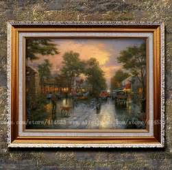 Home Interiors Thomas Kinkade Prints Compare Prices On Oceans Avenue Online Shopping Buy Low