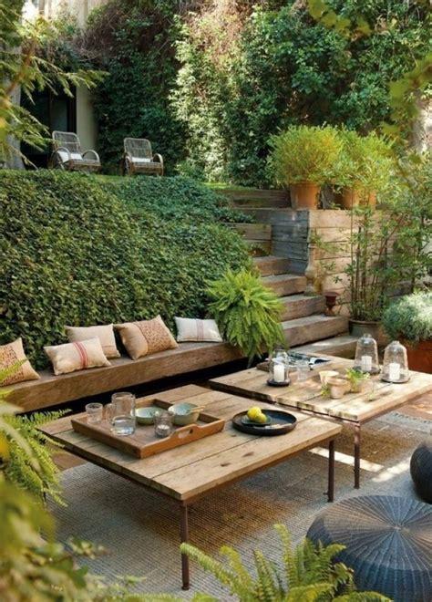 jardines rusticos jardines r 250 sticos para este verano woodies decora en