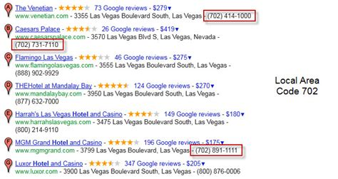 Area Code 702 Lookup Las Vegas Hotels 7 Pack Place Page Review Michael Dorausch