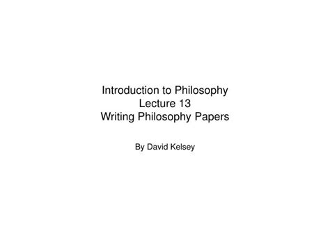 how to write a philosophy paper college essays college application essays how to write
