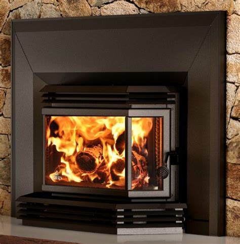 1000 ideas about wood burning fireplace inserts on