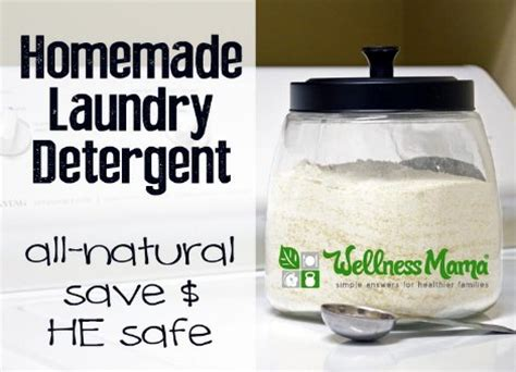homemade  powdered laundry detergent recipe homestead
