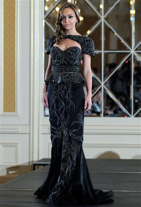 7 Really Expensive Dresses by World S Most Expensive Dress With 50 Two Carat Black
