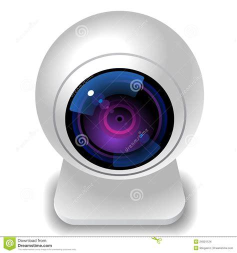 imagenes de un web cam icon for webcam stock images image 24501124