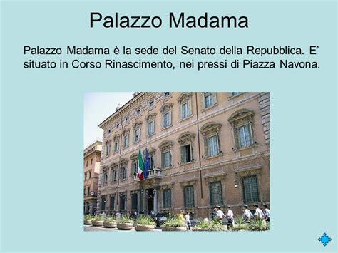 sede senato della repubblica i palazzi potere palazzo madama palazzo montecitorio