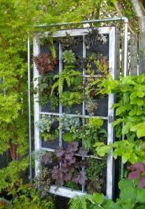Old Windows In Garden 17 Creative Gardening Ideas Using Old Windows Garden