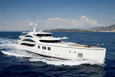 yacht boat in miami the 5 largest yachts at yachts miami beach curbed miami