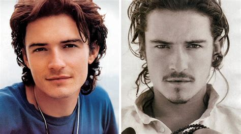 orlando bloom vs zac efron 62 before and after pics that prove men look better with