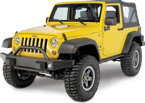 jeep off road lights mopar 82213578ab front off road bumper without winch mount