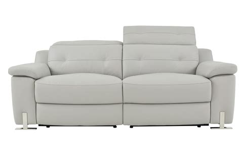 light grey sofa set homelegance vortex power reclining sofa set top grain