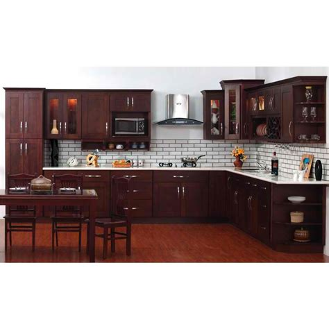 furniture for kitchen cabinets tuscany shaker espresso kitchen cabinets for sale home