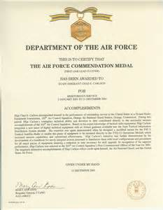 meritorious service medal citation template af achievement medal citation exles pictures to pin on