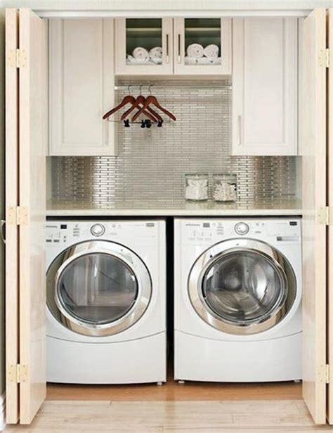 Decorating Ideas For Small Laundry Rooms Small Laundry Room Ideas For Functional And Beautiful Room Home Inspiration Pinterest