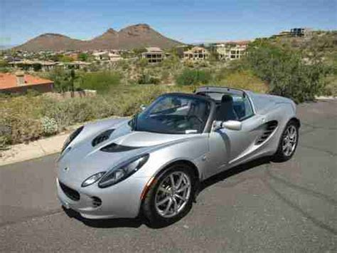 lotus usa dealers buy used 2005 lotus elise supercharged dealer serviced